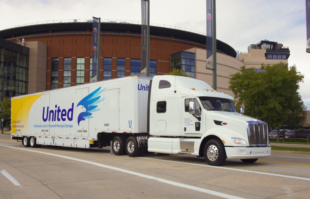 United moving company in Denver